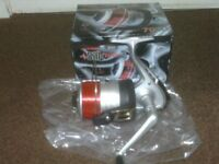 FISHING REELS X2 NEW STILL IN BOXS £20 EACH