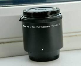 Nikon teleconverter