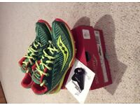 Size 4 Saucony Cross Country Running Spikes