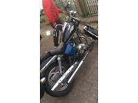 Jinlun 150cc Motorbike with MOT