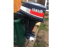 Yamaha 15HP SHORT SHAFT