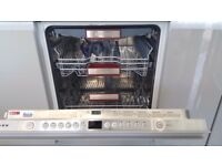 Neff S51M66X0GB Built-in Dishwasher - ex display (unused)