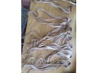 Hair extensions from Sally's worn once