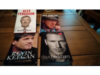 SPORTING AUTOBIOGRAPHIES