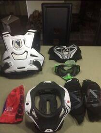 Motocross starter kit, junior