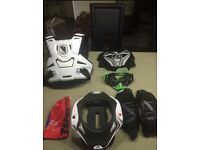 Motocross starter kit, junior