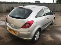 2007 Corsa 1.0 Life, full service history, 12 months mot, 6 months warranty