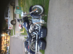 Mint Condition!! 2008 Harley Davidson Softail Deluxe