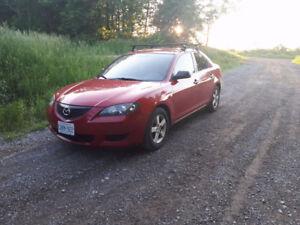 2006 Mazda Mazda3 GX Sedan **LOW KM** JUST REDUCED