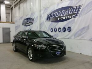 2016 Ford Taurus Limited W/ Power Sunshade, AWD, Sunroof