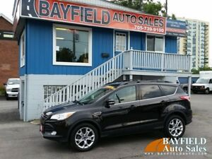 2013 Ford Escape SEL 4WD **2.0L Ecoboost/Leather/Remote Start/He