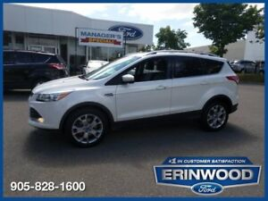 2015 Ford Escape TitaniumCPO 1.9%/12MO/20,000KM EXT WARR