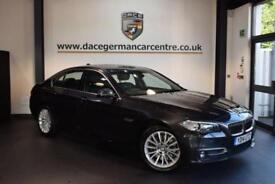 2014 14 BMW 5 SERIES 3.0 530D LUXURY 4DR AUTO 255 BHP DIESEL
