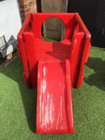 Little tykes slide