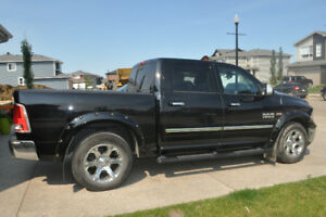 Fully Loaded 2013 Ram 1500 Laramie Pickup Truck