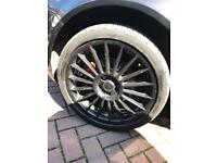 Golf mk4 alloys for swap only