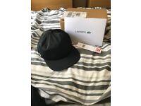 Men's Lacoste Hat size large