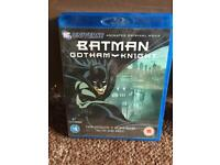 Batman Gotham Knight Blu Ray