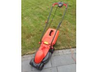 Flymo Rollermo Electric Rotary Lawn Mower