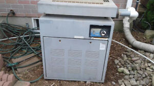 LAARS Swimming Pool Heater - Used only 3 times!