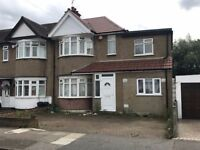 5 bedroom 2 bathroom semi detached House with Driveway and rear garden