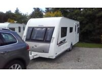 ELDDIS AFFINITY 530 CARAVAN 2014 *MOTOR MOVER, AWNING AND MANY EXTRAS