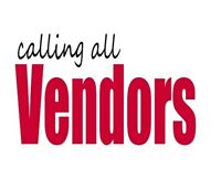 Vendor space available!!!