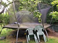 FREE - Trampoline made by TP Toys, 14 foot diameter