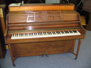 Three pianos for sale $900 or less including delivery