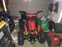 110 cc quad