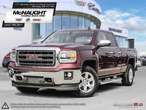 2015 GMC Sierra 1500 SLT | Nav | Bose Audio | Heated Leather