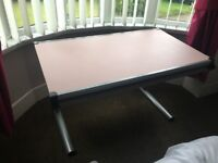 Drawing desk - pink