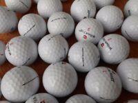 40 Wilson Staff Golf Balls. Various types incl. many DX2 Soft. Grade A/Pearl Grade