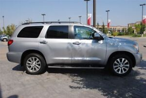 2011 Toyota Sequoia Limited 5.7L V8