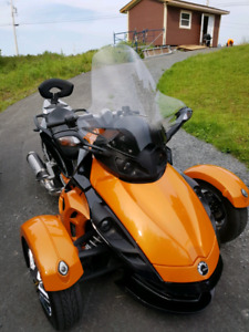 2008 Numbered Edition Can Am Spyder