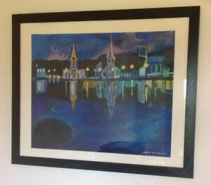 Original Art, Nova Scotian Scenes