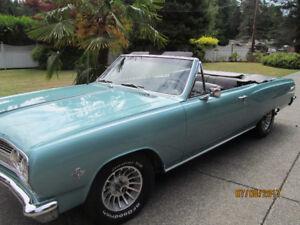 1965 CHEVELLE CAR COVER......HALF PRICE .....