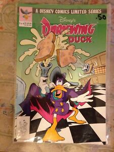 Darkwing duck comics