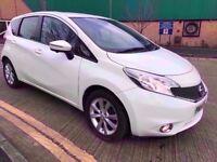 2014 Nissan Note Automatic, 1.2 Petrol, 5 door
