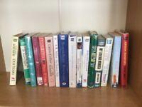 16 LARGE PRINT LADIES' BOOKS