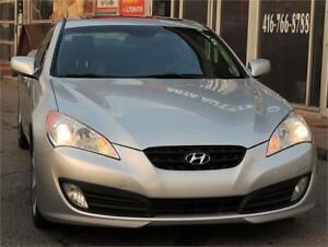 2010 Hyundai Genesis Coupe Premium/\LEATHER/\SUNROOF