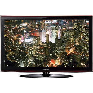 "52"" Samsung High-Definition LCD TV"
