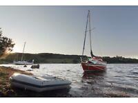 Yacht Snapdragon 6.5m