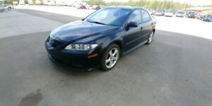 2005 Mazda 6 low km need gone with car starter