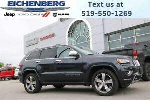 2016 Jeep Grand Cherokee Overland *5.7L V8 ENGINE*