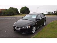 "MITSUBISHI LANCER 1.8 GS4,2010,18""Alloys,Leather,Sat Nav,Air Con,Full Mitsibushi Service History"