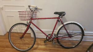 Retro road bike - $90 OBO