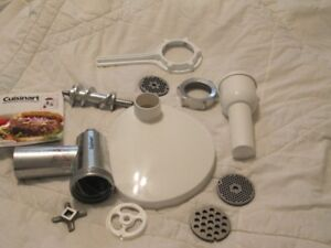 Meat Grinder Attachment for Cuisinart Stand mixer