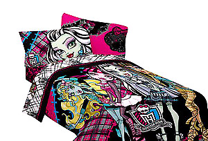 Literie monster high