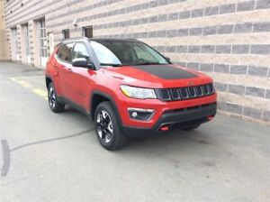 2017 Jeep Compass ALL NEWLY RE DESIGNED JEEP COMPASS TRAILHAWK 4